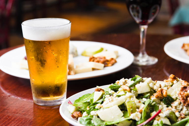 The Perfect Match –  Pairing Good Food with Great Beer